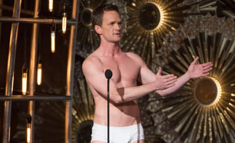 Neil Patrick Harris Hosts The Oscars