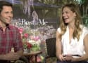 "The Best of Me: James Marsden & Michelle Monaghan on Living ""Vicariously"" Through Nicholas Sparks"