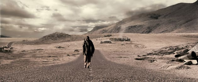 Eli Walks a Long and Lonely Road