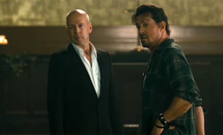 Stallone Wants Willis as Expendables Sequel Bad Guy