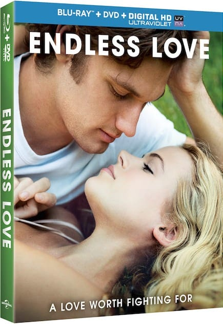 Endless Love DVD