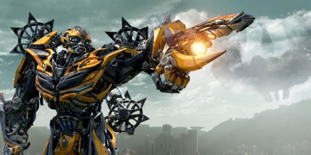 Bumblebee Transformers: Age of Extinction