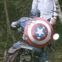Captain America Rides Again!
