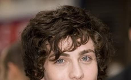 English Actor Aaron Johnson