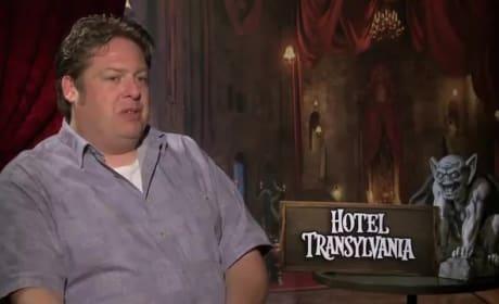 Hotel Transylvania: Fran Drescher & Molly Shannon Scare Us Silly