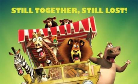 Animated Animales Escape 2 Africa, Dominate Box Office