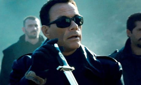 The Expendables 2: Jean-Claude Van Damme on Delivering Damage