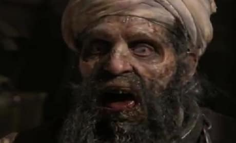Bin Laden's a Zombie in Osombie Trailer