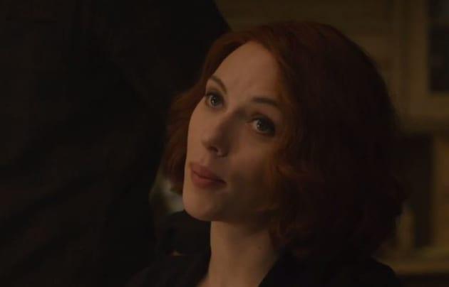 Avengers Age of Ultron Scarlett Johanson Black Widow