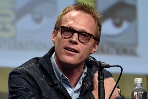 Paul Bettany Comic-Con