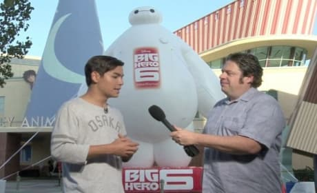 "Big Hero 6 Exclusive: Ryan Potter on Making ""Family Where You Find It"""