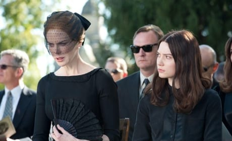 Stoker Review: One Fierce Family