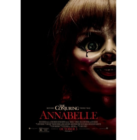 Annabelle Prize Poster