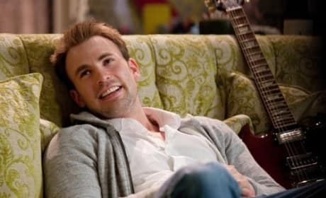 Chris Evans stars in What's Your Number