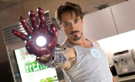 Iron Man 2: Date Pretty Much Set