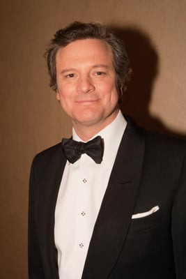 Colin Firth wins best actor