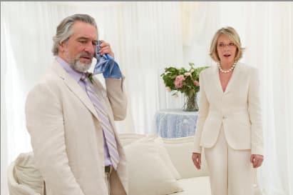 Robert De Niro Diane Keaton The Big Wedding