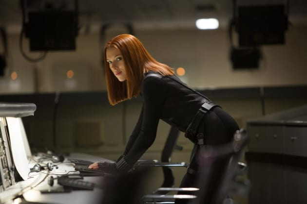 Captain America: The Winter Soldier Scarlett Johansson