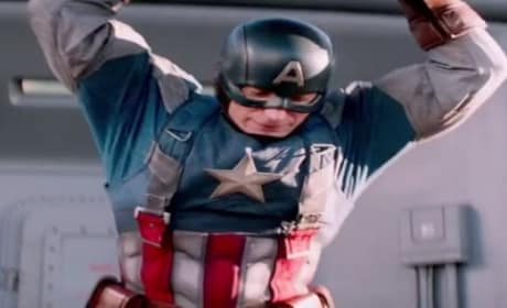 Captain America The Winter Soldier Teaser Trailer: Revealed!