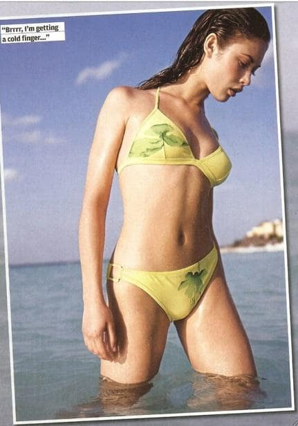 Right Choice Auto >> Olga Kurylenko Bikini Photo - Movie Fanatic