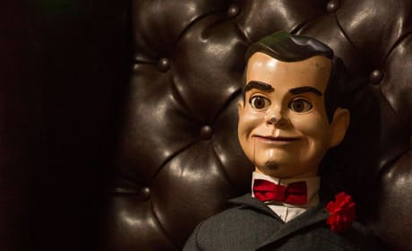 Goosebumps Dummy Still Photo