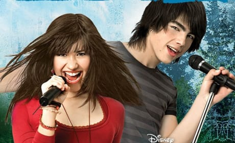 The Jonas Brothers and Demi Lovato Sign on for Camp Rock 2: The Final Jam