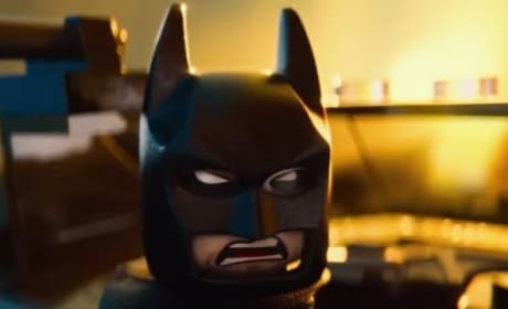 The LEGO Movie International Trailer: Who Are You?
