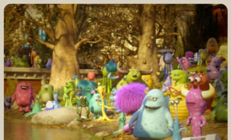 Monsters University Photo