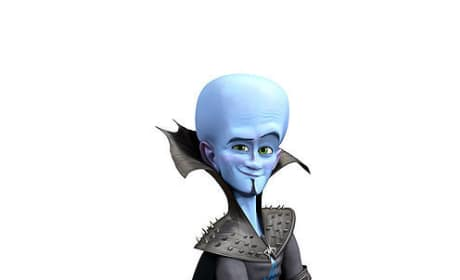 It's Megamind!