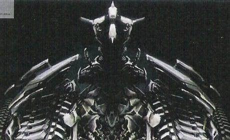 Mega Transformers 2 Spoiler: First Look at Megatron!