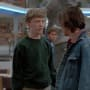 The Breakfast Club Judd Nelson Anthony Michael Hall