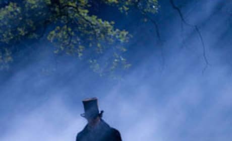 Abraham Lincoln: Vampire Hunter Still