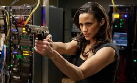 Paula Patton Stars in Mission Impossible: Ghost Protocol