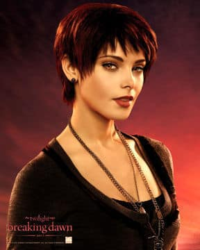 Ashley Greene is Alice Cullen - Movie Fanatic