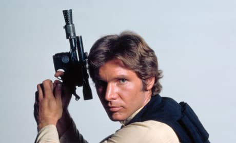 "Star Wars Episode VII: Harrison Ford to Play a ""Gigantic"" Role"