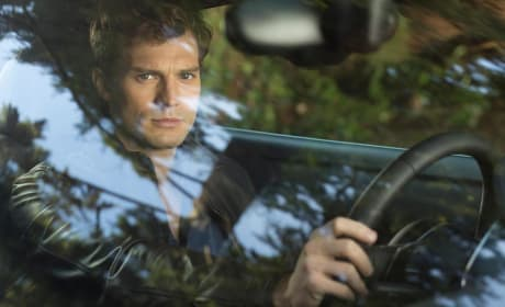 Fifty Shades of Grey: First Photo of Jamie Dornan!
