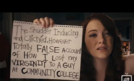 The First 10 Minutes of Easy A