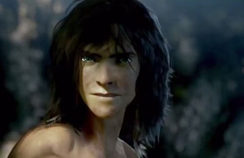Tarzan Kellan Lutz