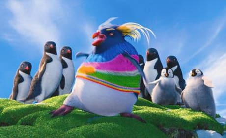 Happy Feet 2: Ramon is Robin Williams