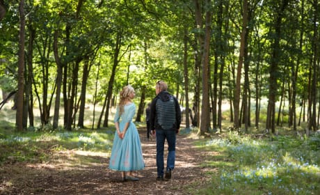 Cinderella Lily James Kenneth Branagh