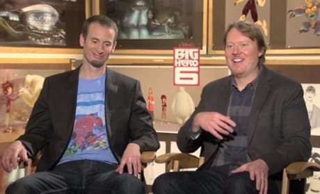 Big Hero 6 Exclusive: Directors Dish Making Baymax & Marvel Comic Origins