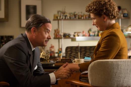 Tom Hanks Emma Thompson Saving Mr. Banks