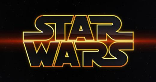 Star Wars Return of the Jedi Logo