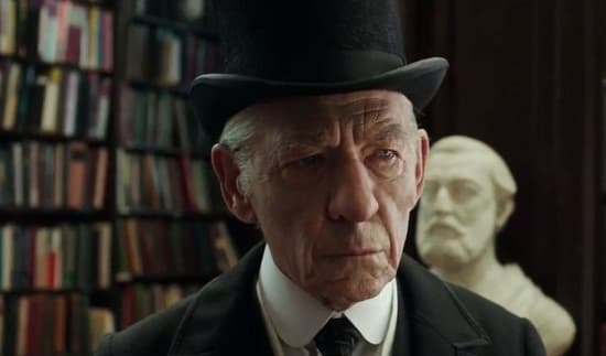 Mr. Holmes Ian McKellen Still Photo