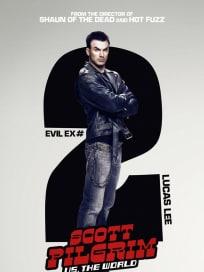 Scott Pilgrim Banner- Evil Ex #2