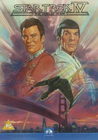 Star Trek IV Poster