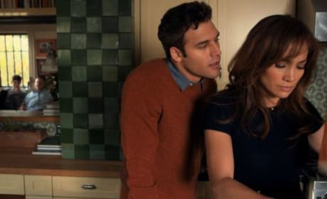 Ryan Guzman And Jennifer Lopez The Boy Next Door