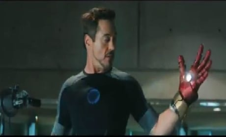 Iron Man 3 Trailer: No Such Things as Heroes
