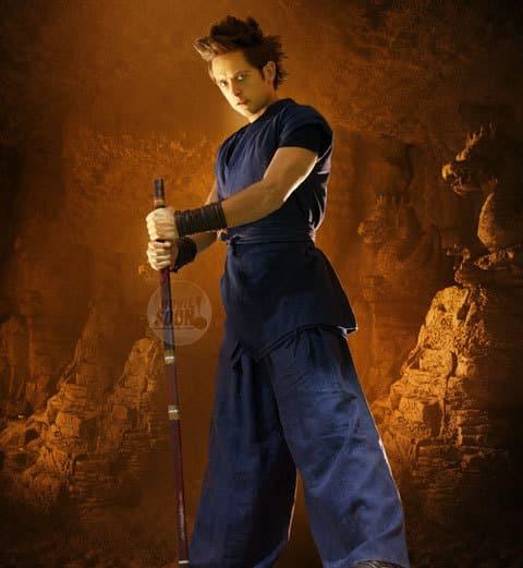 Justin Chatwin as Goku