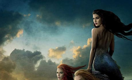 New Pirates of the Caribbean Poster Features Mermaids
